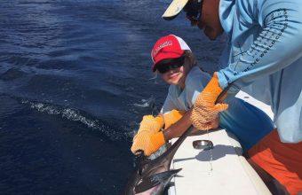 fecop kids fishing costa rica