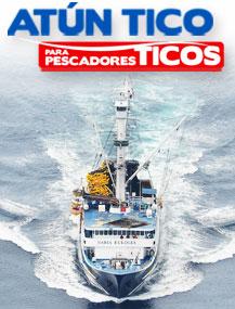 Atun para Ticos boat