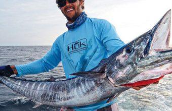 Wahoo Fishing Costa Rica