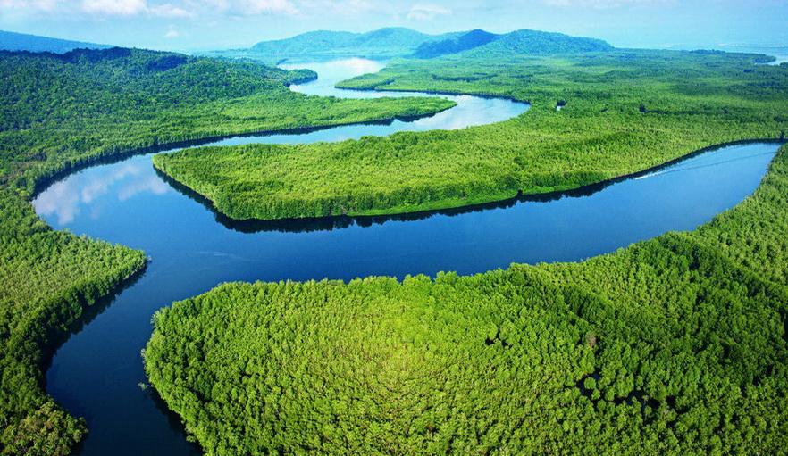 Costa Rica Sierpe River