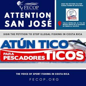Tuna For Ticos in San Jose
